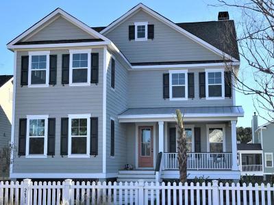 Mount Pleasant Single Family Home For Sale: 2671 Park W Boulevard