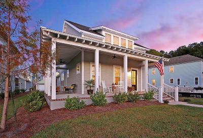 Mount Pleasant Single Family Home For Sale: 1564 Cranes Nest Road