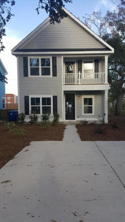 North Charleston Single Family Home For Sale: 4977 Chateau Avenue