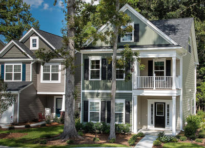 Charleston County Single Family Home For Sale: 1880 Town Woods Road