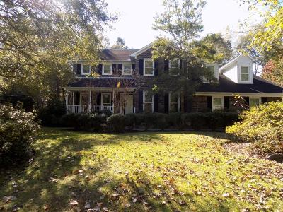 Single Family Home For Sale: 107 Buckingham Avenue
