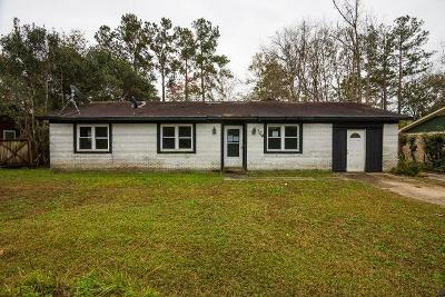 Summerville Single Family Home For Sale: 309 Logan Drive