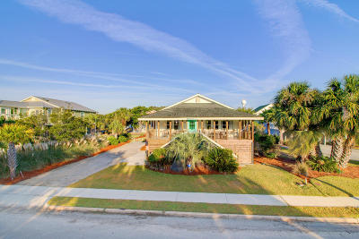 Edisto Island Single Family Home Contingent: 2505 Palmetto Boulevard