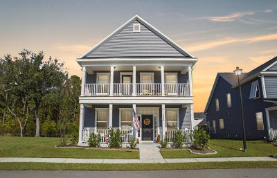 Johns Island Single Family Home For Sale: 1190 Twitchell Street