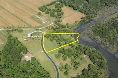 Wadmalaw Island Residential Lots & Land For Sale: 2985 Anchor Watch Drive