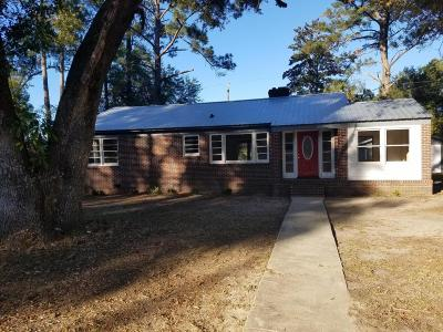 Walterboro Single Family Home For Sale: 211 Godley Street