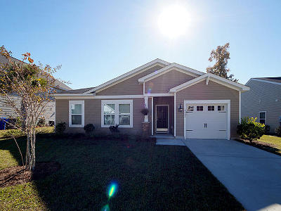 Ladson Single Family Home Contingent: 3607 Pimmit Place