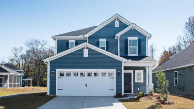 Johns Island Single Family Home For Sale: 3040 Grand Bay Lane