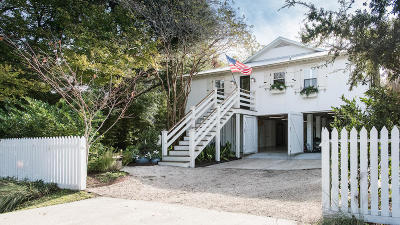Sullivans Island SC Single Family Home Contingent: $1,275,000