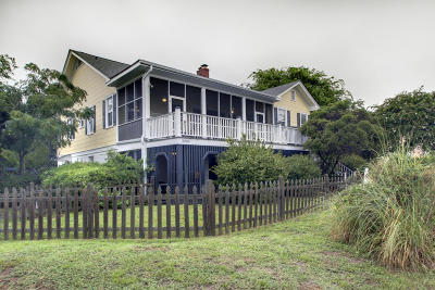 Sullivans Island Single Family Home For Sale: 2202 Atlantic Avenue