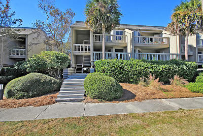 Seabrook Island Attached For Sale: 1625 Live Oak Park