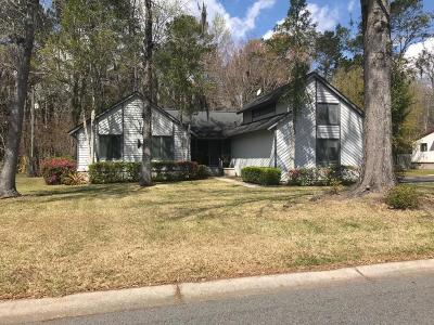 Charleston Single Family Home Contingent: 18 Shadowmoss Parkway