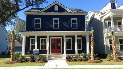 Mount Pleasant Single Family Home For Sale: 1391 Rivella Drive