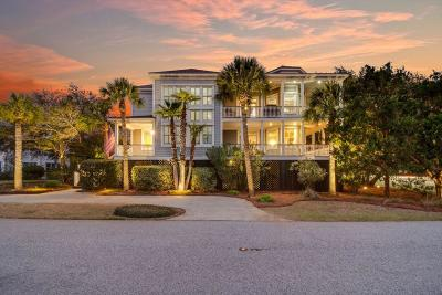 Isle Of Palms Single Family Home For Sale: 2701 Palm Boulevard