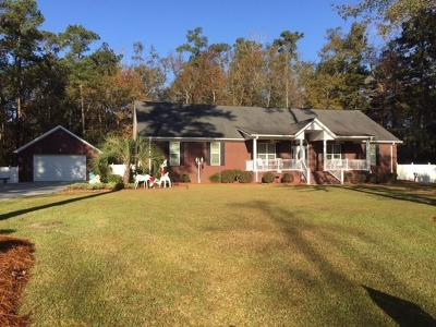 Summerville Single Family Home For Sale: 409 Cypress Point Drive