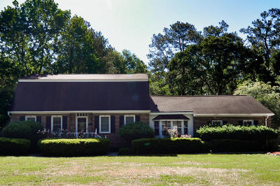 Single Family Home For Sale: 1641 Wannamaker Avenue