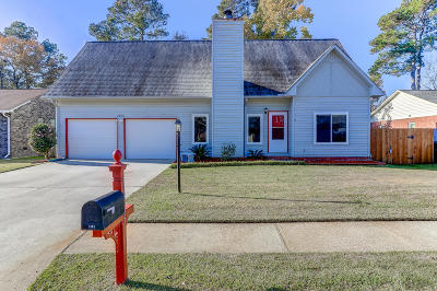 Ladson Single Family Home Contingent: 1305 Shore Pine Drive