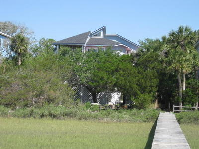 Edisto Island Single Family Home For Sale: 1106 Hammocks Way