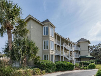 Isle Of Palms Attached For Sale: 104 Port O'call Drive #C