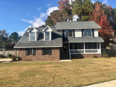 Ladson Single Family Home Contingent: 1307 Short Pine Road