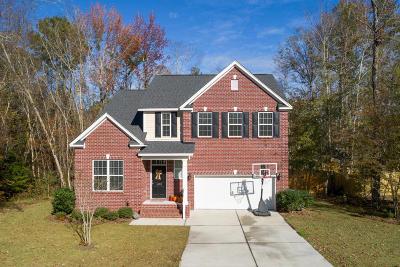 Single Family Home For Sale: 1053 Blockade Runner Parkway