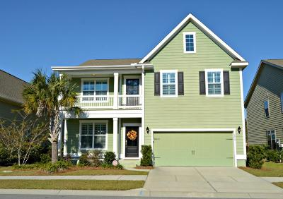 Mount Pleasant Single Family Home For Sale: 2250 Show Basket Way