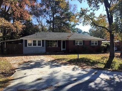 Goose Creek Single Family Home For Sale: 103 Clay St