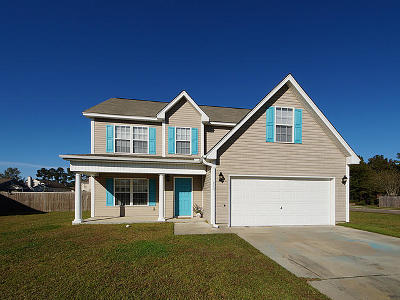 Moncks Corner Single Family Home For Sale: 100 Candlewick Court
