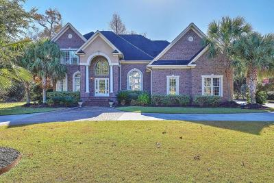 North Charleston, West Ashley Single Family Home For Sale: 4230 Club Course Drive
