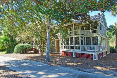 Seabrook Island SC Attached For Sale: $279,000