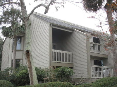 Seabrook Island SC Attached For Sale: $124,500