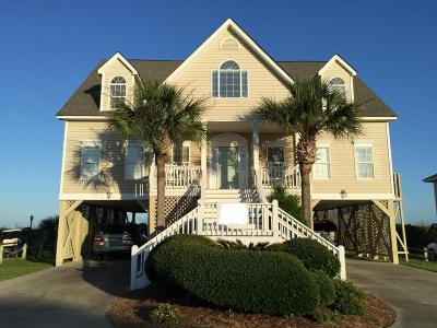 Edisto Beach Single Family Home For Sale: 2201 Point Street