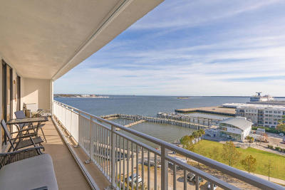 Charleston Attached For Sale: 330 Concord Street #10 H