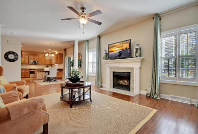 Single Family Home Contingent: 8709 Dover Creek Street
