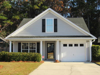 Dorchester County Single Family Home Contingent: 4871 Carnoustie Court