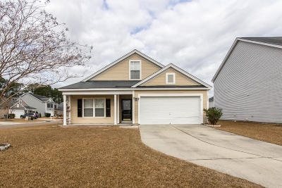 Ladson Single Family Home Contingent: 3028 Crusades St
