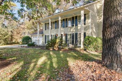 Mount Pleasant Single Family Home For Sale: 1238 Parkway Drive
