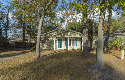 Johns Island SC Single Family Home For Sale: $205,000