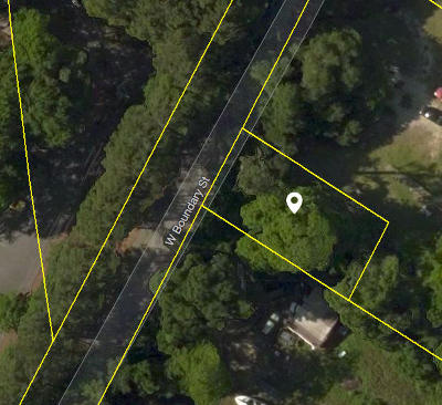 Residential Lots & Land For Sale: 184 W Boundary Street