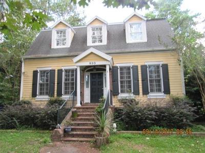 Mount Pleasant Single Family Home For Sale: 833 Tupelo Bay Drive