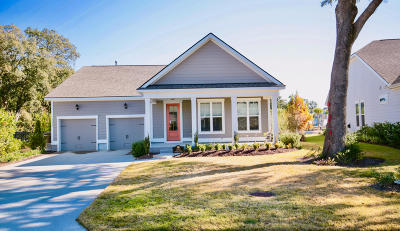 Mount Pleasant Single Family Home For Sale: 1492 Longspur Drive
