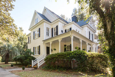Summerville Single Family Home Contingent: 217 Sumter Avenue