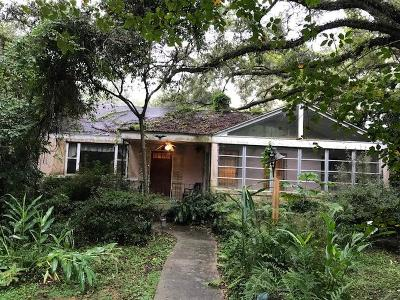 Charleston Single Family Home Contingent: 2151 Wappoo Hall Road