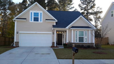 Goose Creek Single Family Home Contingent: 462 Gianna Lane
