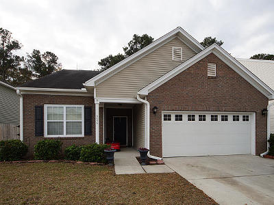 Ladson Single Family Home For Sale: 9656 Godwin Street