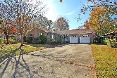 Goose Creek Single Family Home Contingent: 307 Silver Fox Lane