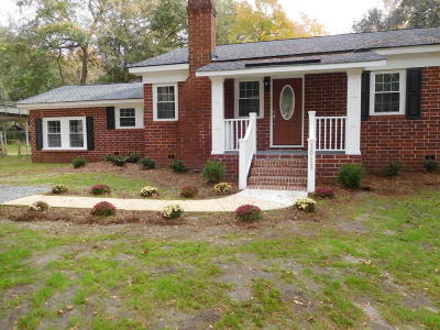Berkeley County Single Family Home For Sale: 1013 Dennis Drive