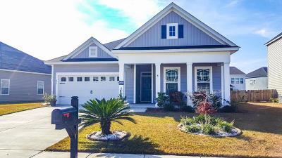 Moncks Corner Single Family Home For Sale: 577 Crossland Drive