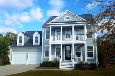 Mount Pleasant Single Family Home For Sale: 1504 Jacaranda Court