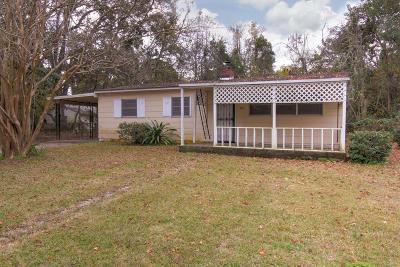Charleston SC Single Family Home For Sale: $109,900